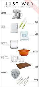 top wedding registry items lets go beyond the basics this wedding
