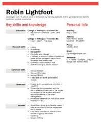 Resume Examples For Highschool Graduates by Button Down One Of 279 Free Resume Templates From Hloom Com