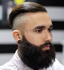prohibition style hair 40 ritzy shaved sides hairstyles and haircuts for men