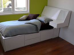 twin platform storage bed beautiful twin platform bed frame with storage and white