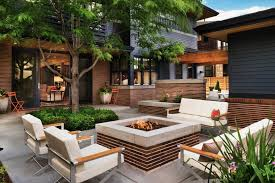 designing a patio around fire pit diy backyard designs back yard