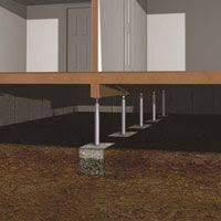 installing insulation in a crawl space crawl spaces insulation