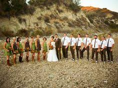 bridesmaids dress with cowboy boots google search camo