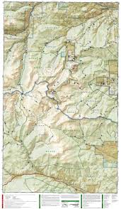 Loveland Colorado Map by Idaho Springs Loveland Pass National Geographic Trails