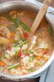 ground turkey and garden veggie soup with quinoa allergy free alaska