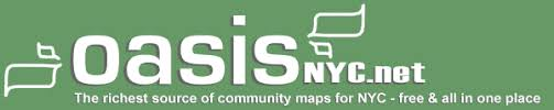 nyc oasis map nyc open accessible space information system oasis