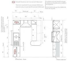 hauteur d une cuisine hauteur plan de cuisine soskarte info