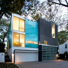 modern urban home design the best house studio of bark design architects small house
