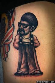 vato loco tattoo by tim hendricks brownpride com photo gallery bp