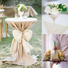 wedding cocktail reception decor popsugar home