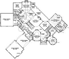 English Style House Plans by English Country Style House Plans Plan 6 1886
