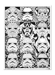 star wars stormtrooper coloring poster topic