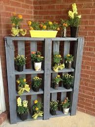 Wood Pallet Garden Ideas 25 Garden Pallet Projects Pallets Creativity And Pallets Garden