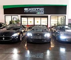 exotic car dealership live luxe with the enterprise exotic car collection she buys cars