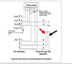 outdoor thermostats for heat pumps thermostat pinout