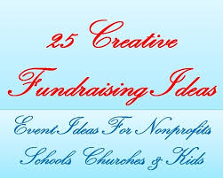 creative fundraising ideas events