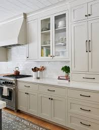 new kitchen cabinet colors for 2020 5 current kitchen trends now greige kitchen cabinets