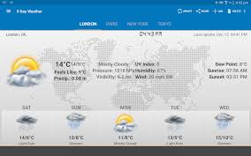 weather u0026 clock widget for android android apps on google play
