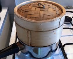 cuisine vapeur asiatique cuit vapeur