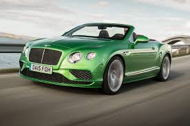bentley sport 2016 bentley continental gt car design vehicle 2017