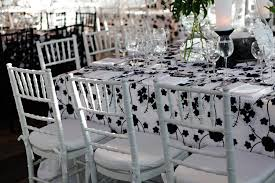 Black And White Table Cloth Community Time To Start Planning Another Ball On The Square