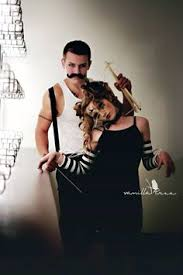 Marionette Doll Halloween Costume Marionette Puppet Master Halloween Couple Costume Dressing
