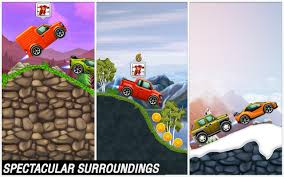 hill climb racing monster truck mountain hill racing car climbing games android apps on google play