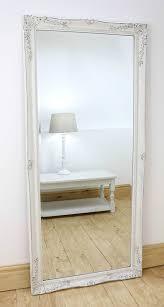 vintage white shabby chic length antique floor