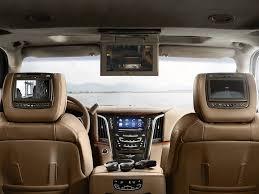 2012 Cadillac Escalade Interior 2017 Cadillac Escalade Vs 2017 Chevrolet Suburban Which Is Best