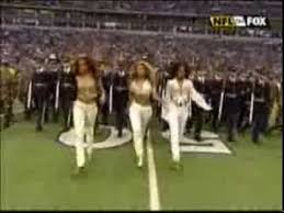 2004 nfl thanksgiving day halftime show