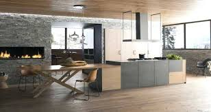 cuisine salon aire ouverte deco cuisine salon decoration salon cuisine aire ouverte wealthof me