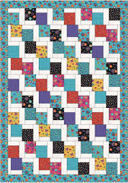 quilt pattern websites free pattern tumbling charms quilt from farm fresh fabrics