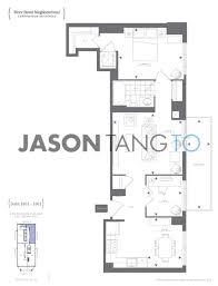 18 yonge floor plans bloor st neighbourhood 35 hayden toronto condos lofts