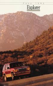 Ford Explorer 1991 - sales success ford explorer celebrates its 23rd anniversary today