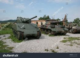 military vehicles military vehicles croatia just after yugoslavian stock photo
