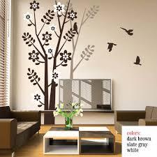 stupendous tree branch wall art stickers zoom wall decor tree wall