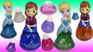 disney princess kingdom frozen anna u0026 elsa makeup body