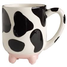 Cool Mugs Canada Udderly Cow Mug Pier 1 Imports
