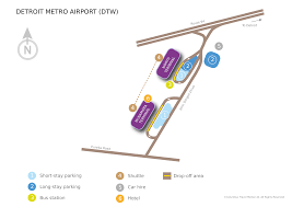 Boston Logan Airport Terminal Map by Detroit Airport Lufthansa Travel Guide