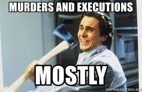 Dating Site Murderer Meme Generator - site axe murderer meme