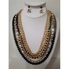 multi chain necklace images Multi chain necklaces necklace wallpaper JPG