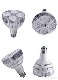 2017 popular 35w par30 led spotlight e27 bulbs osram cri 88 110