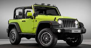 jeep lineup 2016 jeep u0027s paris motor show lineup features moparized wrangler