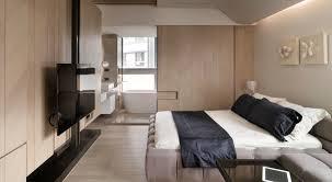 bedroom decor headboard mattress white pillow black blanket