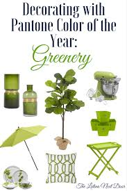 51 best color names pantone how to decorate with pantone color of the year greenery the