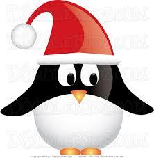 doodle clipart clip art illustration of a cute cartoon penguin