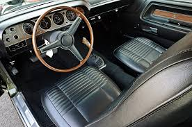 Dodge Challenger Interior - interior 1970 dodge challenger r t 426 hemi js23