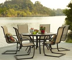 Lowes Outdoor Patio Furniture Sale Patio U0026 Pergola Awesome Dark Brown Oval Modern Wooden Lowes