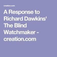 Richard Dawkins Blind Watchmaker Human Gill Slits Evolution Darwinism By Marianoapologeticus Via