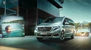luxury minivan mercedes mercedes v class best in its class redefining luxury travel